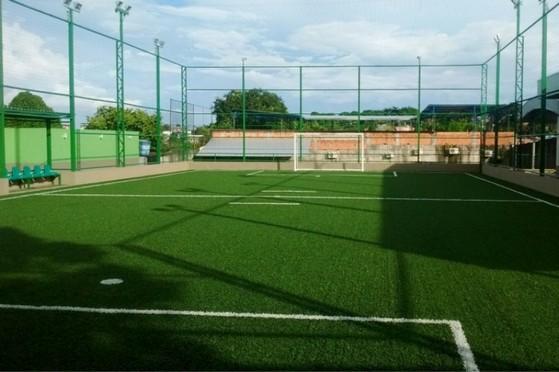 Orçamento de Grama para Campo Futebol Belém - Grama para Campo por Metro Quadrado