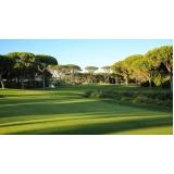 empresa de instalação de grama em campo de golf Mendonça
