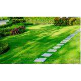 empresa de instalação de grama em jardim Cuiabá