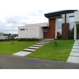 grama natural em piso preço Brasília