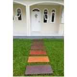 grama natural em piso valor Limeira
