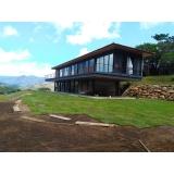 grama natural para jardim grande preço Itatiba