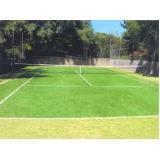 grama natural para quadra de tênis valor Americana