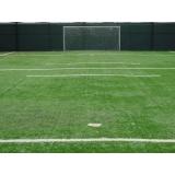 grama para campo de futebol society Vinhedo