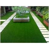 grama esmeralda para decoração