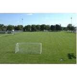 grama de campo futebol