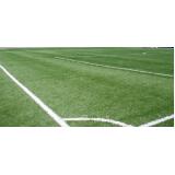 grama para campo de futebol society