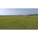 instalação de grama natural para campo