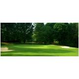 instalação de grama em campo de golf Piracicaba