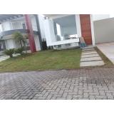 onde comprar grama natural em piso Araraquara