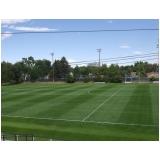 orçamento de grama de campo futebol Araras