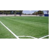 orçamento de grama para campo de futebol Jacareí