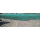 plantio de grama por hidrossemeadura Americana