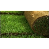 rolos de grama natural para campo Jacareí