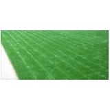 tapete de grama para campo Louveira